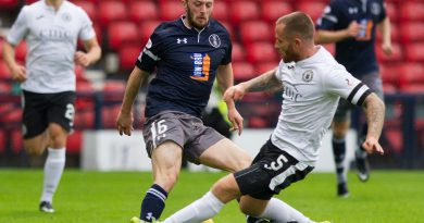 Hampden Debut Ends in Defeat