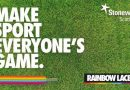 Edinburgh City Supports Rainbow Laces Campaign