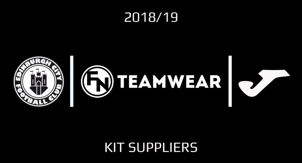 Kit Suppliers 2018/19